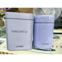 TIGER MCA-B025 VB BERRY 250ML 250 ML SOUP SUP STAINLESS STEEL CUP