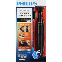 Philips Precise Edges and Contours Multigroom Series 1000