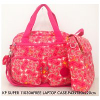 Tas Wanita Fashion Handbag Selempang Free Laptop Case 11030 - 21