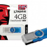 Flashdisk Kingston 4GB (Bergaransi) | Flash Disk | Flash Drive Kingston 4GB