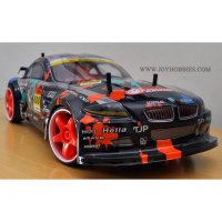 RC Car Drift Sanzuan Team Drifter BMW Z4 ITASHA 1:10 4WD 2.4Ghz