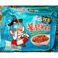 Mie Samyang Hot Chicken Ramen Ice