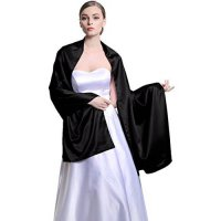 [macyskorea] MISSYDRESS Womens Bridal Party Evening/Wedding Silk Satin Shawl Wrap 25 Color/19178472