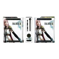 [poledit] Skinhub Final Fantasy XIII 13 Limited Edition Game Skin for Xbox 360 Console/12853203