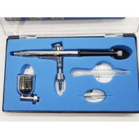 Air Brush Kit Pen Brush Spray Gun Lukis H&L