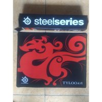 Mouse Pad Gaming Steelseries Red