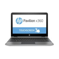 HP Pavilion X360 13-U030TU Notebook - Natural Silver [Intel Core i3-6100U/ 4 GB/ 500 GB/ 13.3'