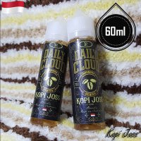 Daily Cloud 60ml Eliquid Vape - Kopi Joss (Premium Liquid)