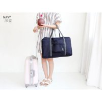 333 Korean Easy Travel Bag foldable Tas travel hand carry 333