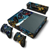 [poledit] Mod Freakz Xbox One Console Vinyl Skin and Controller Skin Robot Truck Car (R1)/13035519