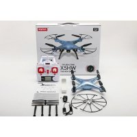Drone Quadcopter Syma X5HW Wifi FPV Camera Altitude