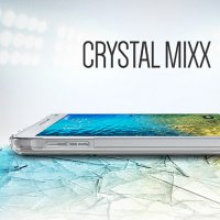 Verus Crystal Mixx Case Galaxy Note 4 Case 5 Types Phone Cases Clear Fit Hard Bumper made in Korea