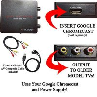 [poledit] Bleiden HDMI Converter for Google Chromecast: Use Chromecast with Older tvs tha/9153517