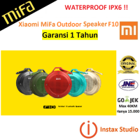 Speaker Aktif Xiaomi MiFa F10 Bluetooth Portable Outdoor Speaker IPX6 Waterproof