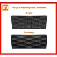 (Dijamin) Speaker Xiaomi Mi Square Box Bluetooth - Black