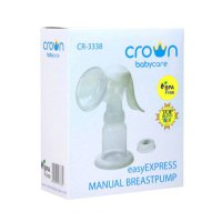 Crown Baby easyEXPRESS [Manual] Breast Pump / Pompa Asi