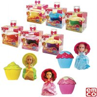 Cupcake Surprise Princess Doll EMCO Original