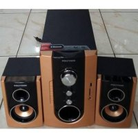 Speaker Aktif Polytron Multimedia Audio PMA9300 Bluetooth - Active Speaker Subwoofer