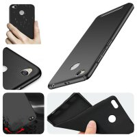 IPHONE 7+ 7 PLUS SLIM CASE MATTE BLACK TPU Silikon Hitam Pekat BABYSKIN
