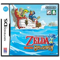 The Legend of [Nintendo NDSL game title] Zelda: Phantom Hourglass (Korean version) Nintendo Wii game titles NDSL title