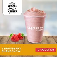 Angel in us Coffee - STRAWBERRY SHAKE SNOW