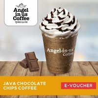 Angel in us Coffee - JAVA CHOCOLATE CHIPS COFFEE SNOW