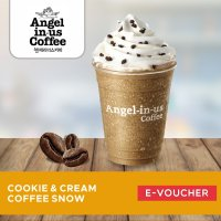 Angel in us Coffee - COOKIE CREAM COFFEE SNOW