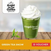 Angel in us Coffee - GREEN TEA SNOW