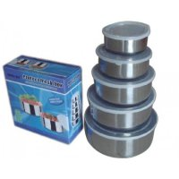 RANTANG SUSUN STAINLESS STELL ISI: 5 PCS FRESH BOX ORIGINAL