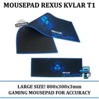 Promo Rexus Gaming MousePad Kvlar T1 Mousepad Gaming 800x300x3mm large size