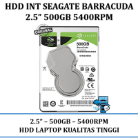 Promo Seagate 2.5 Inch 500 GB SATA Internal Notebook Laptop HDD / Harddisk