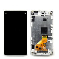 Sony Xperia Z1 Mini Compact D5503 M51W LCD Display Touch Screen White