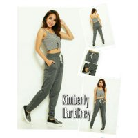 NOSH Celana Jogger Woman Kimberly Sporty Training