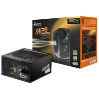 Promo Seasonic M12II-520 Evo Edition 520W Full Modular - 80