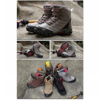 Sepatu Gunung/Outdoor/Hikking SNTA 477 Adventure Boot Series