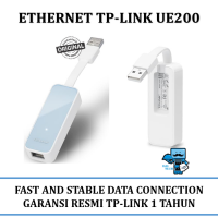 Promo USB to LAN TP-Link UE 200 USB 2.0 to 100Mbps Ethernet Network Adapter