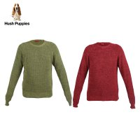Hush Puppies Sweater Pria MH11868 Cornfield | Available 2 Color