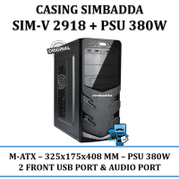 Promo Casing PC Simbadda CST 2915/2918 - Portable Music Player