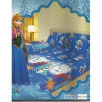 Lady Rose Sprei 180x200 Motif Frozen
