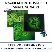 Promo Mousepad Gaming Razer Goliathus SPEED Edition Small Murah/KW
