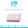 Anker PowerCore+ 10050 mAh Quick Charge 2.0 - Pink [A1310051]
