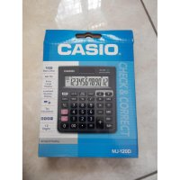 Promo Kalkulator Casio MJ 120D
