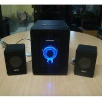 Promo Simbadda USB Multimedia Speaker CST 2300N with USB Port