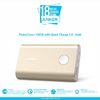 Anker PowerCore+ 10050 mAh Quick Charge 2.0 - Gold [A13100B1]