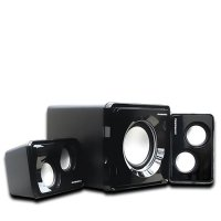 Promo Speaker Aktif Simbadda CST 3500+ Includes USB Port,Radio,Blutooth