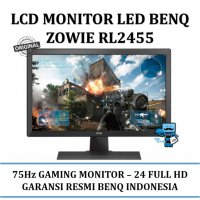 Promo Monitor Gaming LED BenQ ZOWIE RL2455 24 Inch