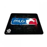 Promo SteelSeries QcK+ Plus MLG Splatter Mousepad Mouse Pad 450x400x 4mm