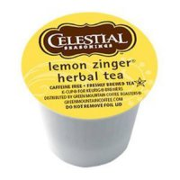 [macyskorea] Grocery Dummy Celestial Seasonings Lemon Zinger Herbal Tea K-Cup for Keurig B/7787561
