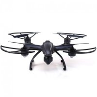 JXD 509W Quadcopter with WiFi FPV 720P Camera Headless Mode High Hold Mode 2.4GHZ 4CH 6-Aixs - Hitam