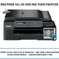 Promo Printer Brother DCP-T700W - Wireless, ADF All in One Infus Resmi
